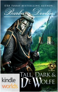 Tall Dark De Wolfe 189x300 Tall, Dark & de Wolfe by Barbara Devlin