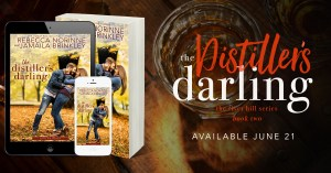 coming621 300x157 The Distillers Darling by Rebecca Norinne and Jamaila Brinkley *Coming Soon*