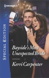 Baysides Most Unexepcted 190x300 Baysides Most Unexpected Bride by Kerri Carpenter   Review & Excerpt