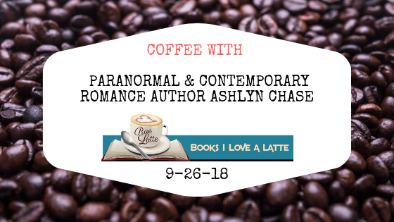 Coffee With Coastal Magic Featured Author Ashlyn Chase