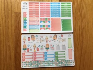 IMG 595417979 300x225 Bling out your personal planner with Stickers from IntCo   Product review and Q & A