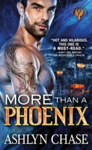 More than a Phoenix 183x300 Coffee With Coastal Magic Featured Author Ashlyn Chase