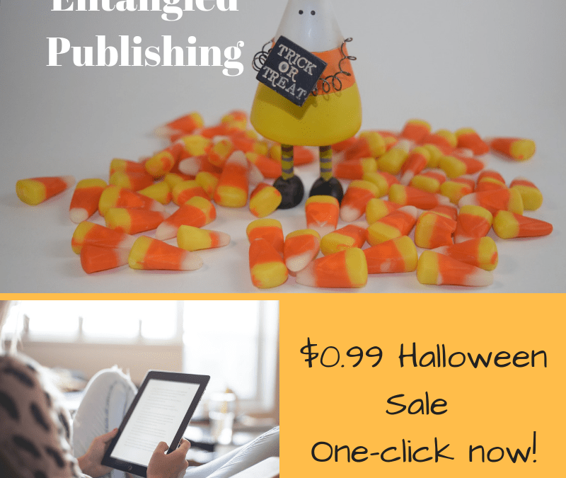 Entangled Publishing has a few treats for Halloween