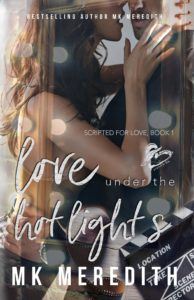 ebook 194x300 Love Under the Hot Lights by MK Meredith   Review, Exclusive Excerpt & Giveaway