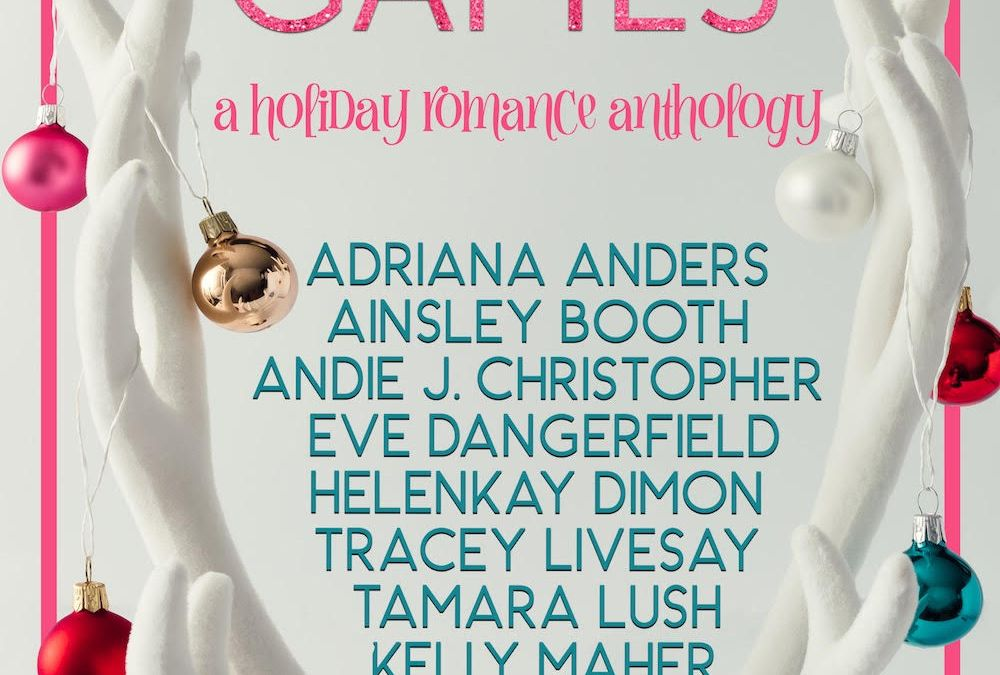 Reindeer Games: A holiday romance anthology