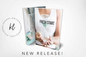 Fresh Start Workbook Promo for post compressed 300x200 Fresh Start by Kerrie Legend   Review and Giveaway