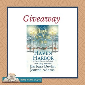 Giveaway HH V 1 300x300 Happy Book Birthday: Happy New Year from Haven Harbor