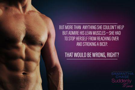 Suddenly Mine Teaser 2 compressed Release Blitz for Suddenly Mine by Samantha Chase