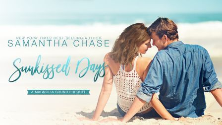 SunkissedDays social Compressed  Sunkissed Days by Samantha Chase   Blog Tour: Excerpt and Review