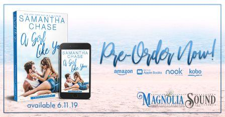 A Girl Like You by Samantha Chase – Teaser Post