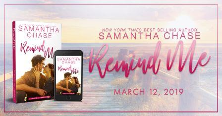 RM Graphic Banner Compressed Release Day: Remind Me by Samantha Chase