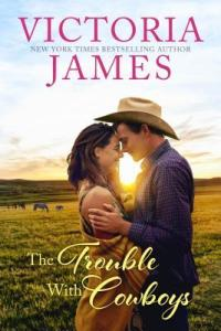 TTWC  200x300 The Trouble with Cowboys by Victoria James   Review and Giveaway