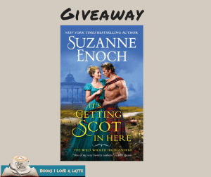 IGSIH Paperback giveaway V1 300x251 Its Getting Scot in Here Giveaway