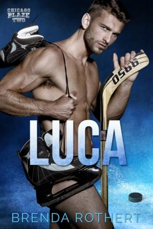 Luca by Brenda Rothert is now Live!