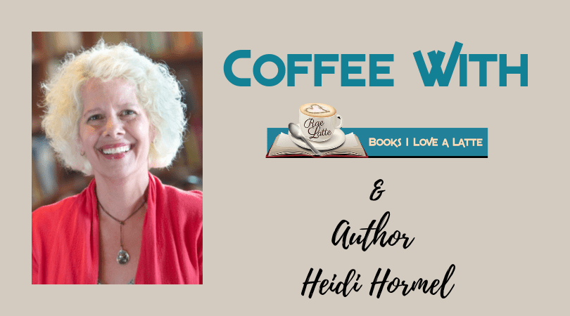 Coffee With Author Heidi Hormel