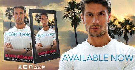 Heartthrob AN compressed Hearththrob by Robin Bielman   Review and Excerpt
