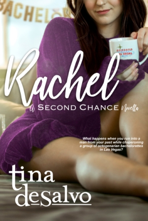 Rachel cover Thumbnail 2019 04 08 Compressed 2 The Extra Shot  Rachel: A Second Chance Novella by Tina DeSalvo & Giveaway