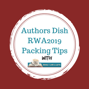 Authors Dish RWA2019 Packing O Canada V1 300x300 Authors Dish RWA19 with USA Today Bestselling Author and RITA Finalist Tawna Fenske, USA Today Bestselling Author Robin Bielman, and Author Lori Ann Bailey