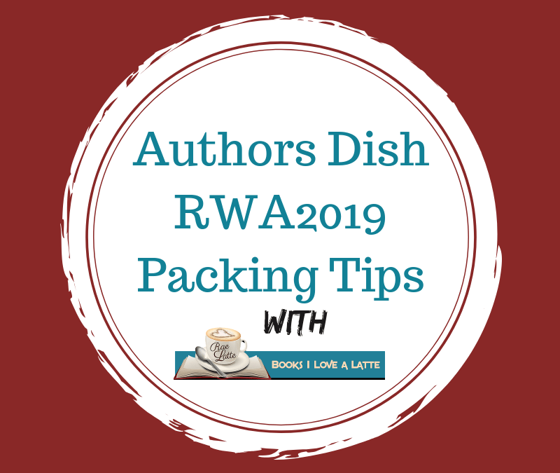 Authors Dish RWA19 with USA Today Bestselling Author and RITA Finalist Tawna Fenske, USA Today Bestselling Author Robin Bielman, and Author Lori Ann Bailey