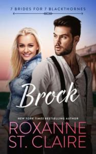 Brock 1560 Amazon 188x300 Cover Reveal: 7 Brides for 7 Blackthornes