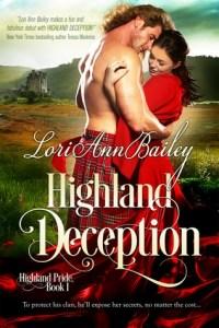 HD Cover 200x300 Highland Deception by Lori Ann Bailey