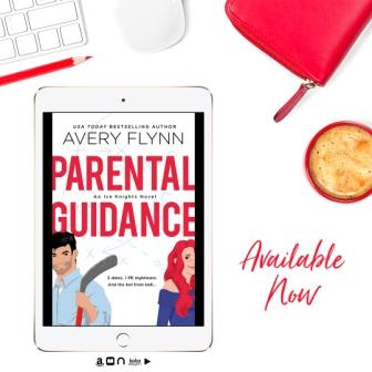 PG AN IG Compressed Parental Guidance by Avery Flynn   Review and Excerpt