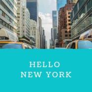 Hello New York compressed 300x300 RWA 2019   Blogger Day