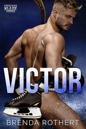 VICTOR compressed Victor by Brenda Rothert Release Day Blitz