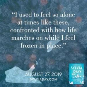 ButterflyInFrostDayGraphic2 300x300 Butterfly in Frost by Sylvia Day   Review, Excerpt and Giveaway