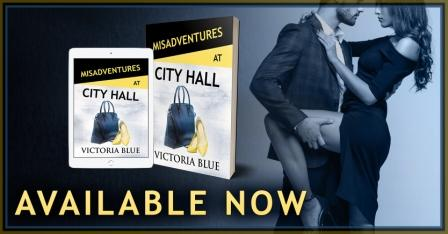 City Hall countdown avail Misadventures at City Hall by Victoria Blue