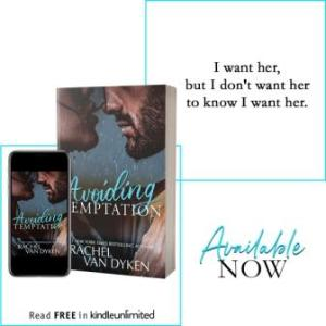 AT AN 300x300 Avoiding Temptation (A Bro Code series standalone) by Rachel Van Dyken