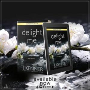 Delight Me AN 300x300 Review and Excerpt: Delight Me by J. Kenner