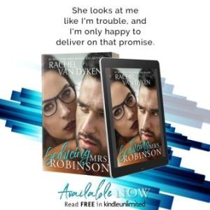 SMR AN 300x300 Seducing Mrs. Robinson by Rachel Van Dyken