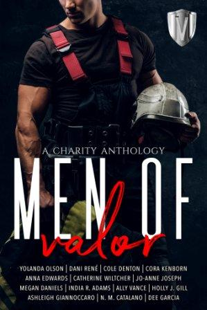 Men of Valor Charity Anthology