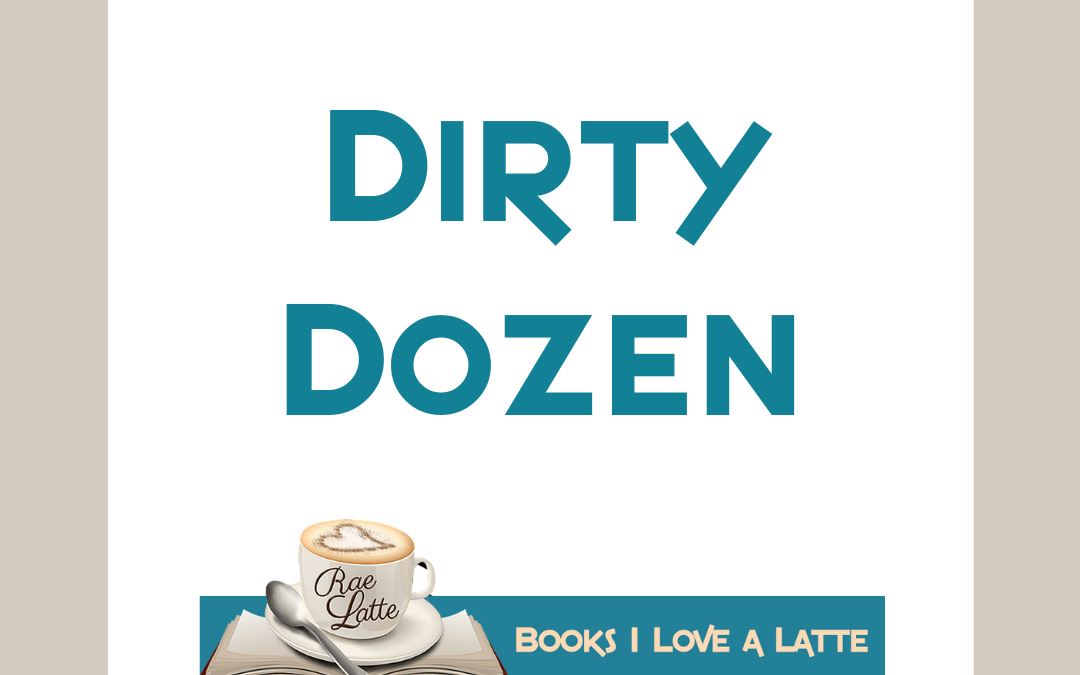 Dirty Dozen with Author Nancy Northcott