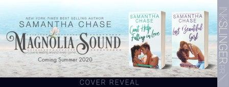 Magnolia Summer2020 Banner Cover Reveal   Magnolia Sound Series by Samantha Chase