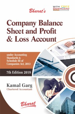 COMPANY BALANCE SHEET AND PROFIT & LOSS ACCOUNT under ACCOUNTING STANDARDS & SCHEDULE III [with FREE DOWNLOAD)