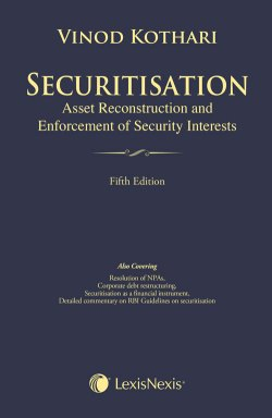 Securitisation, Asset Reconstruction and Enforcement of Security Interests, 2017