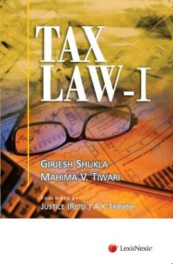Tax Law-I