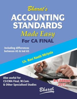 ACCOUNTING STANDARDS Made Easy for CA Final