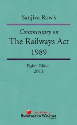 Commentary on the Railways Act 1989