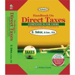 Handbook on Direct Taxes, 16E