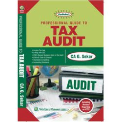 Professional Guide to Tax Audit