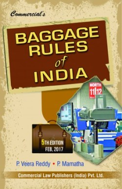 BAGGAGE RULES OF INDIA 2017