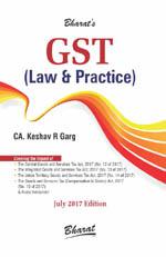 GST (Law & Practice), 2017