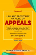 Law And Procedure For Filing Of APPEAL