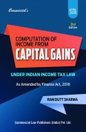 Computation Of Income From CAPITAL GAINS