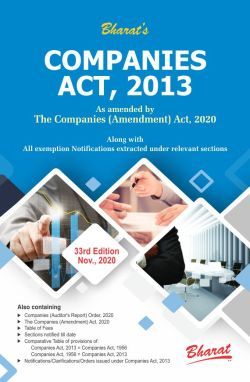 COMPANIES ACT, 2013 with Comments (Act No. 18 of 2013) (Pocket Size)