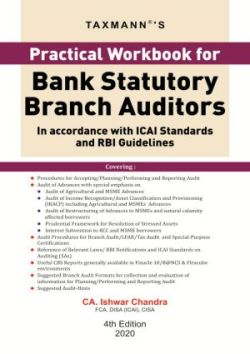 Practical Workbook for Bank Statutory Branch Auditors