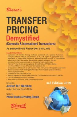 TRANSFER PRICING Demystified (Domestic & International Transactions)